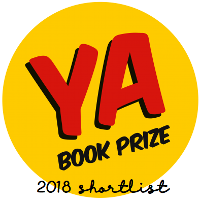 YA Book Prize 2018 shortlist