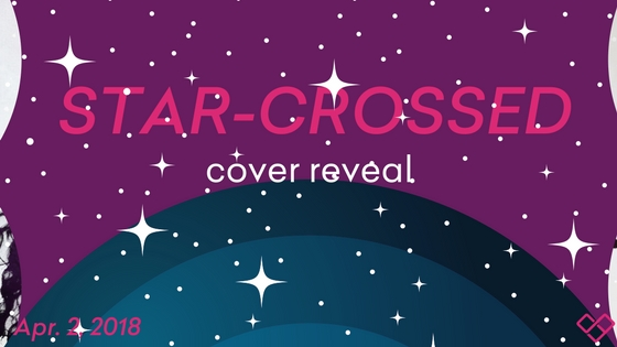 Cover reveal: Star-Crossed by Pintip Dunn