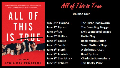 Review: All of This is True by Lygia Day Penaflor