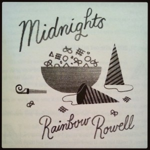 Midnights by Rainbow Rowell