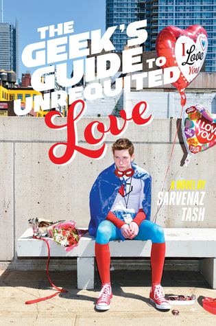 The Greek's Guide to Unrequited Love by Sarvenaz Tash