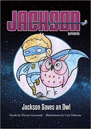 Jackson Save an Owl by Darren Garwood