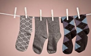 mosquitoes-love-smelly-socks