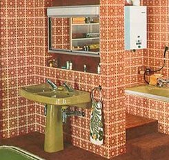 1970's bathroom