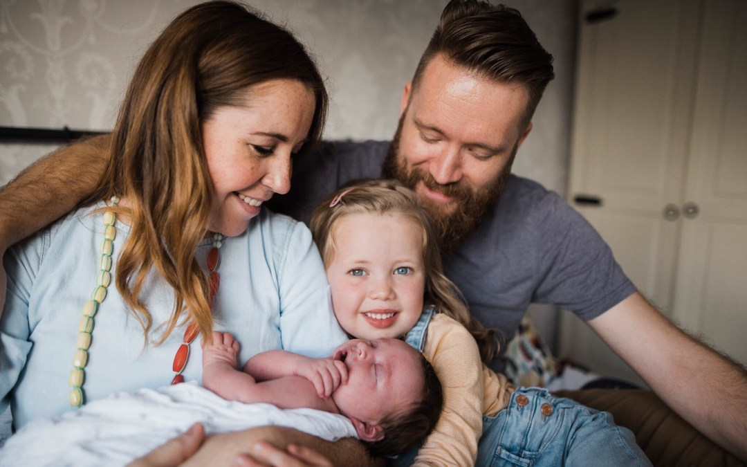 """""""My body knew exactly what it was doing and I remember thinking, 'my body can do this. I was built to do this'."""" Danni's Birth Story."""