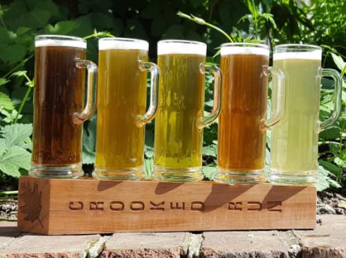 crooked run brewery
