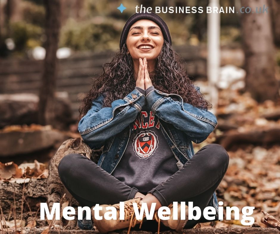 Creating a better business and a better world – Mental Wellbeing