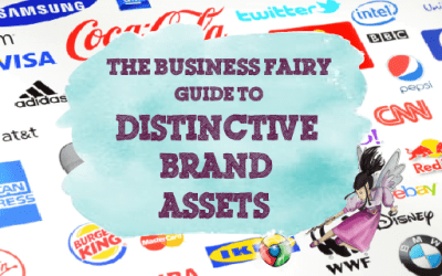 How distinctive brands assets make your business stand out