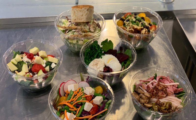 Fresh salad options coming to Fulton Street with Fresh Bite - The Business Journal