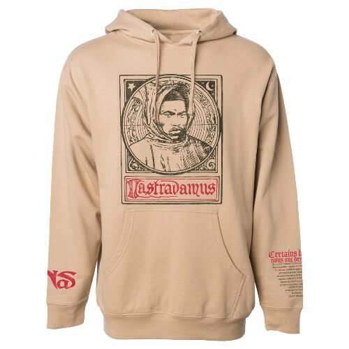 Nas Launches Nastradamus 20th Anniversary Capsule Collection