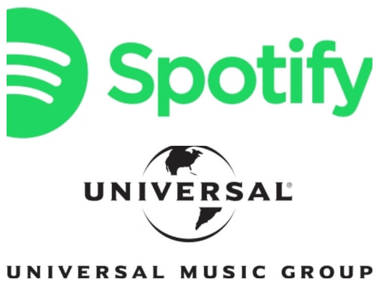 Spotify and Universal Music Group