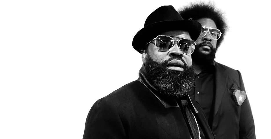 The Roots' Black Thought and Questlove Connect With Disney Junior For Animated Series, 'Rise Up, Sing Out'