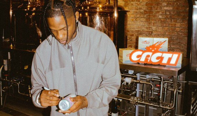 Five Special Edition Cacti Agave Spiked Seltzer Cans Will Unlock VIP Access to Astroworld