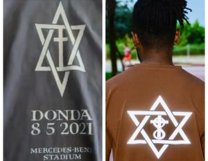 Kanye West Accused of Ripping Off the Design of Donda Logo From Black Company