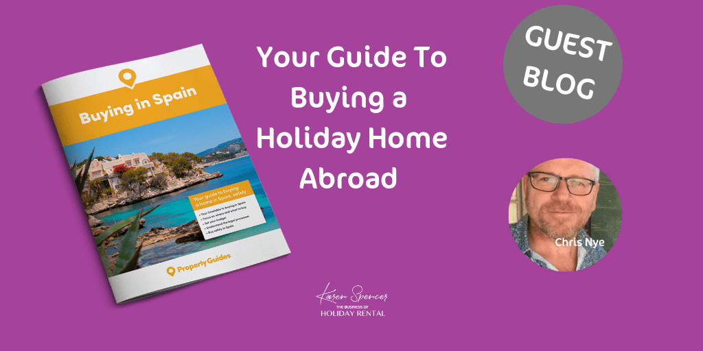 Buying a holiday home abroad; your to-do list
