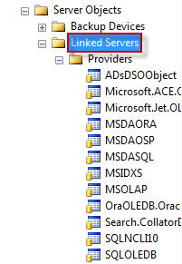 Creating a linked server Oracle to MsSQL and common Error 7302 Could not create an instance of OLE DB provider 'MSDAORA' (3/6)
