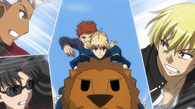 06-09-Saber-and-Shirou-ride-Lion-Go