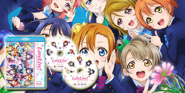 Love Live! School Idol Project Season 2 Standard Edition Out