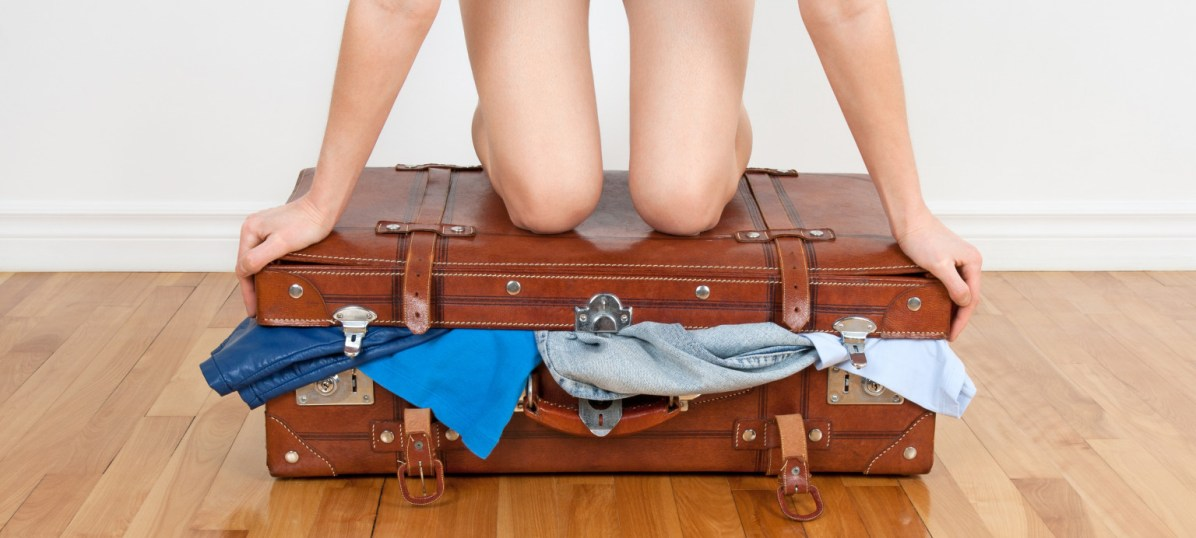 Packing-for-Vacation