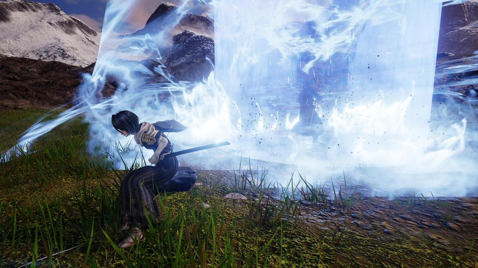 Jump Force Rukia joins the fight