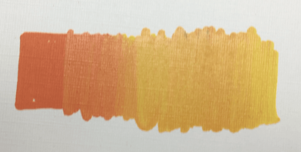 arteza paint marker honest review blend test 1