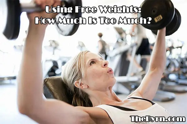 Using Free Weights