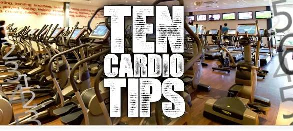 10 Cardio Tips