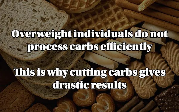Cutting Carbs