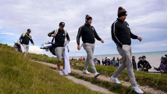 Day 1 at the Ryder Cup: Previews, predictions, odds, results and more