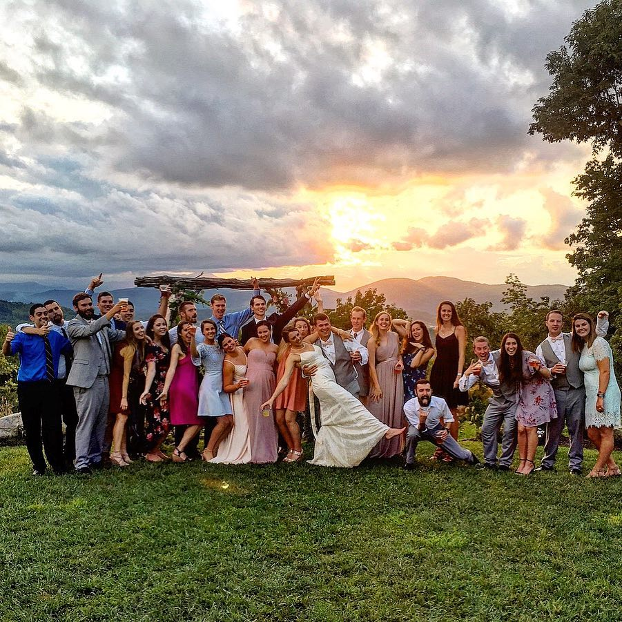 Outdoor Wedding Spots Near Me: Outdoor Wedding Venues Near Me In Western NC