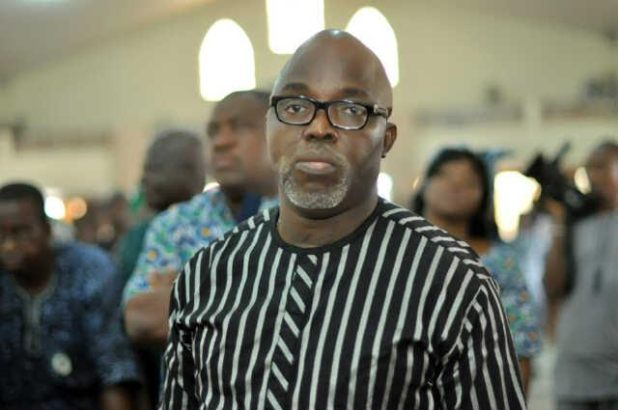 Amaju Pinnick, The NFF president