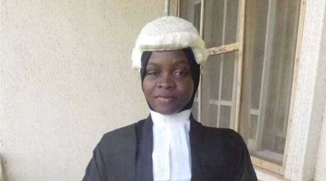 Image result for hijab lawyer bar