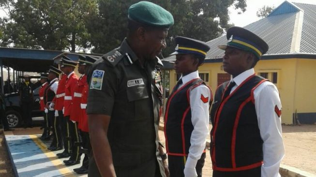 Image result for IGP kicks against military option in Benue, says his men are on ground