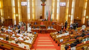"Image result for Senators commend Buhari's assent to ""Not Too Young To Run Bill"""