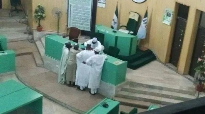 Image result for If God says my time is not over, nobody can remove me - Kano speaker