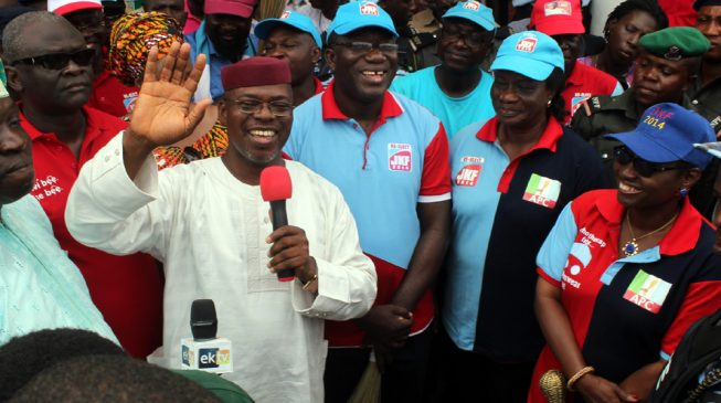 Fayemi making us irrelevant, says group loyal to Oni