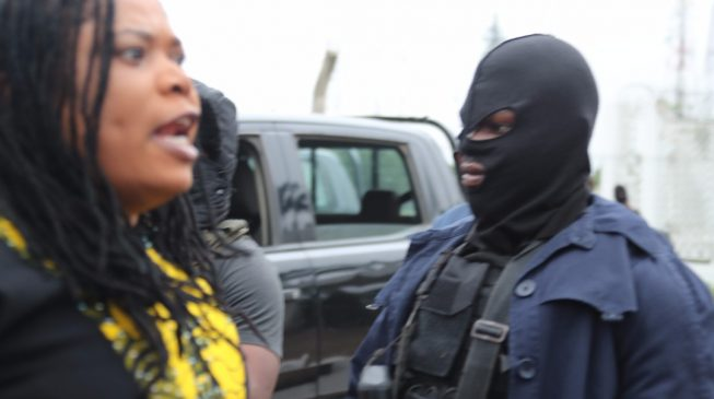 Image result for (Video) Shoot all of us – Rep dares DSS operatives