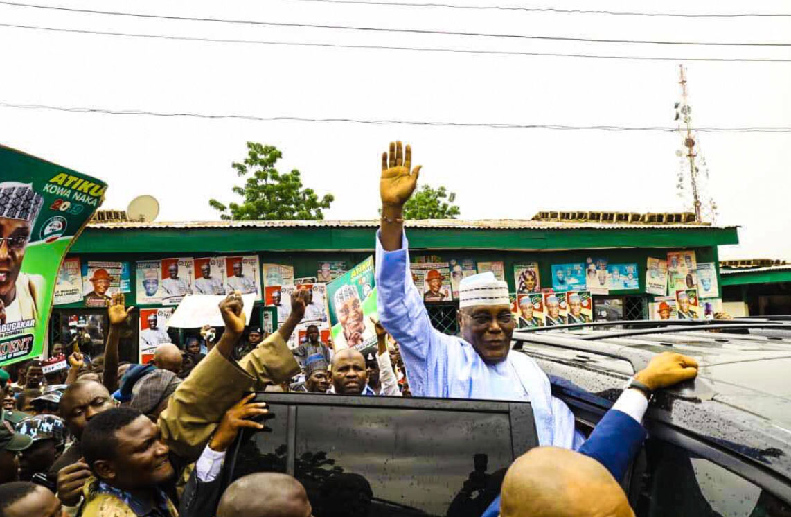 Image result for Atiku to supporters: There will be threats and insults, ignore them… speak facts only