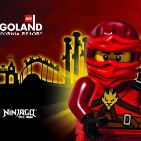 The unveiling of NINJAGO World at LEGOLAND California
