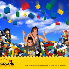 Our Adventures at LEGOLAND Discovery Center Arizona and Sea Life Aquarium along with a Giveaway!