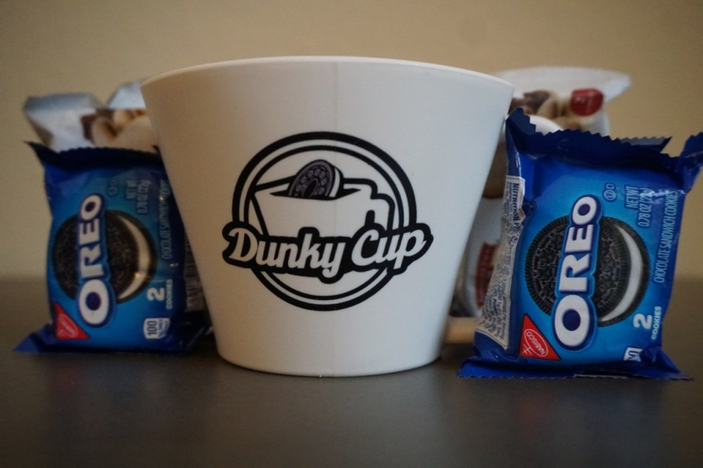 Introducing the Dunky Cup: A new way to enjoy milk and cookies!