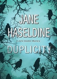 A Book Review For Duplicity and a Giveaway!