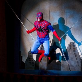 A Review of Gaslight Theatre's The Incredible Spider-Guy! (and Giveaway)