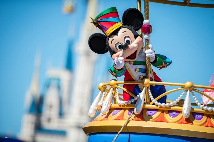 Disneyland vs Disney World:  Which is better?  Photo provided by Disney.