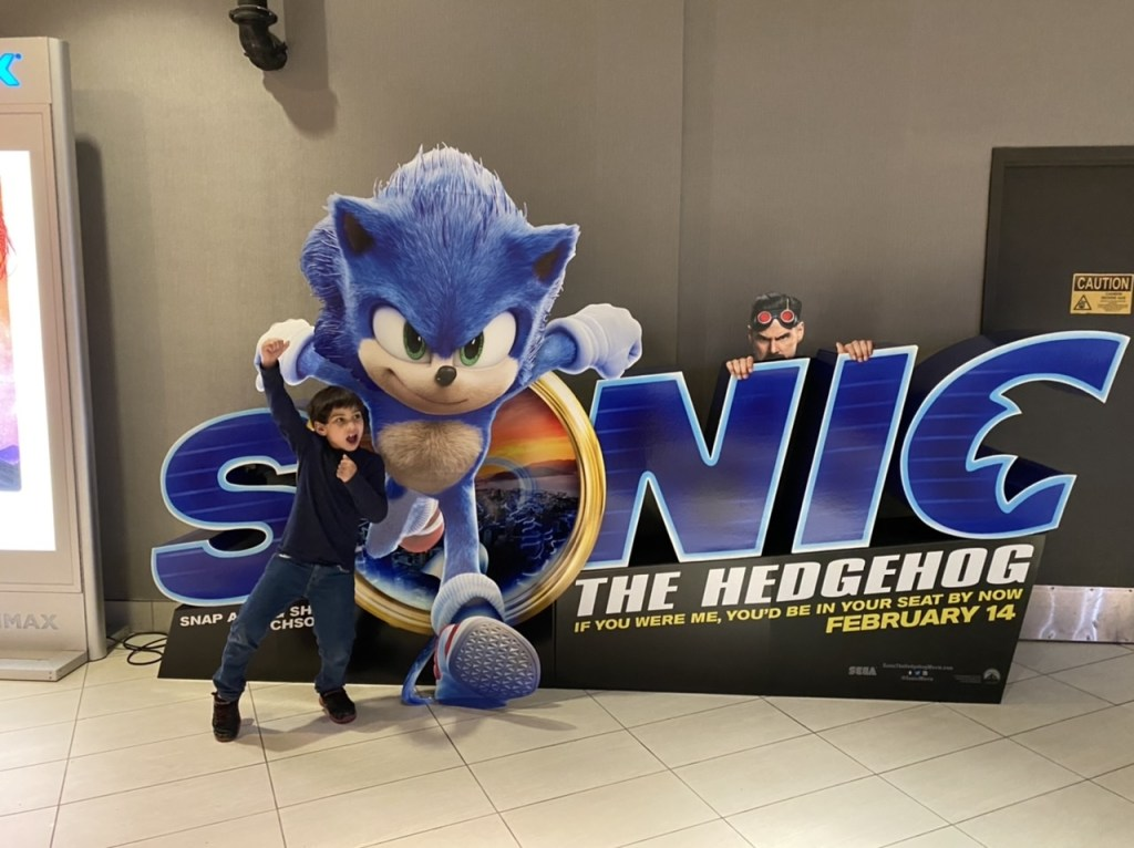 Win A Prize Pack For Sonic The Hedgehog Movie The Cactus Chronicles