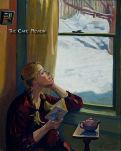 Winter 2013 Cover for the Cafe Review