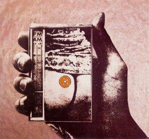 "Untitled 112, 1964-76, single negative photographic image, 6-1/2""x6-1/2"" by Wallace Berman"
