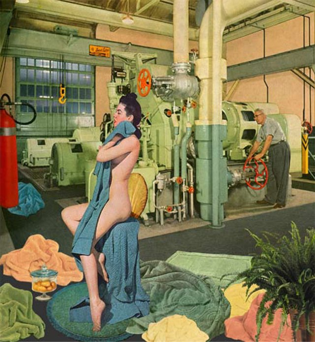 Nadine Boughton, Power Plant, archival pigment print