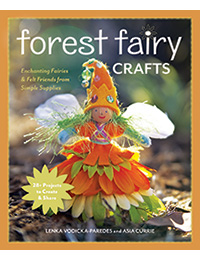 Forest Fairy Crafts cover