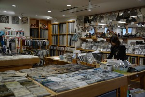 Here's a sneak peek inside the Quilt Party store, the business Yoko Saito has built over the past 30 years. My visit was all too short it seems!